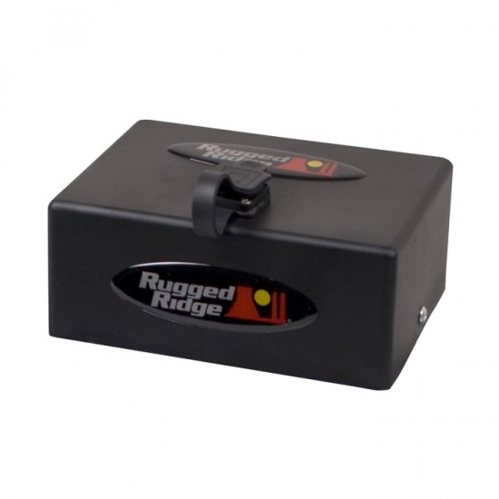 Rugged Ridge Winch Solenoid Box for 8,500 or 10,500