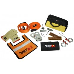 Rugged Ridge UTV Deluxe Recovery Gear Kit