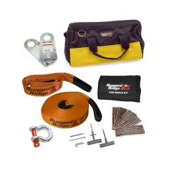 Rugged Ridge UTV Standard Recovery Gear Kit