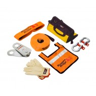 Rugged Ridge XHD 30,000 LB Recovery Gear Kit