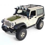 Rugged Ridge Jeep Wrangler JK 2-DR 07-Up Sherpa Roof Rack