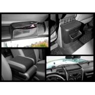 Rugged Ridge Jeep JK 07-10 Interior Comfort Kit 4-PC
