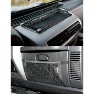Rugged Ridge Jeep Wrangler TJ/LJ 97-06 Glove Box and Dash Trail Net Kit