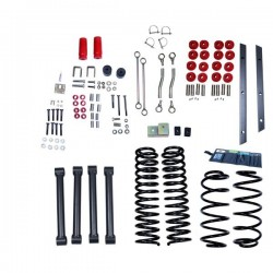 "Rugged Ridge Jeep LJ 04-06 Rubicon 4"" ORV Lift Kit w/o Shocks"