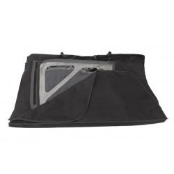 Rugged Ridge Jeep Wrangler JK 07-Up Window Storage Sport Bar Bag