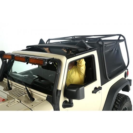 Rugged Ridge Jeep Wrangler JK 2-DR 07-Up Exo-Top