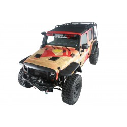Rugged Ridge Jeep Wrangler JK 4-DR 07-Up Exo-Top