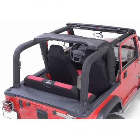 Rugged Ridge Jeep Wrangler YJ 92-95 Roll Bar Cover Full Kit