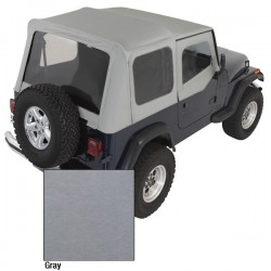 Rugged Ridge Jeep YJ 88-95 Replacement Soft Top w/ Door Skins