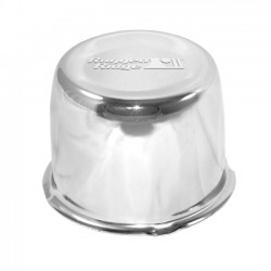 Rugged Ridge Chrome Center Cap for RR Steel Wheels w/ 5 on 4.5 BP