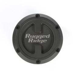 Rugged Ridge Black Center Cap for 17x9 Inch XHD Wheels