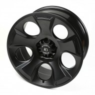"Rugged Ridge Drakon Black Satin Alloy Wheel 20"" x 9"""