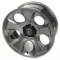"Rugged Ridge Drakon Gun Metal Alloy Wheel 20"" x 9"""