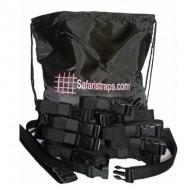 Safari Straps Bag of Quick Straps (4-4ft, 4-6ft, 4-8ft)