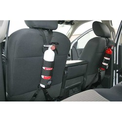 Safari Straps Truck/SUV Fire Extinguisher Holder