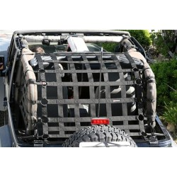 Safari Straps Jeep JK 2DR Warrior Cage Extended