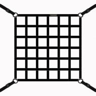 """Safari Straps 1"""" Cargo Net - Small 28""""x28"""""""