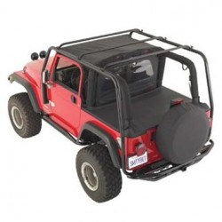 Smittybilt Jeep LJ 04-06 SRC Roof Rack