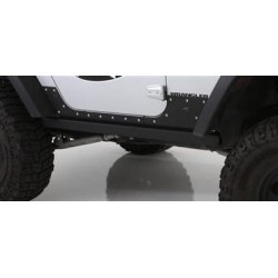 Smittybilt Jeep JK 2DR 07-Up XRC Body Cladding w/o Step