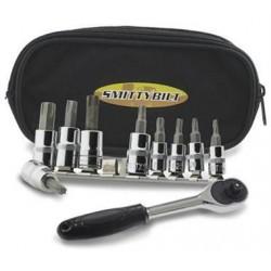 Smittybilt 9-Piece Torx Multi Tool Kit