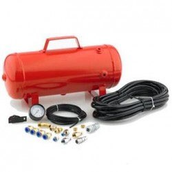 Smittybilt 2.5 Gallon Air Tank w/ Fittings