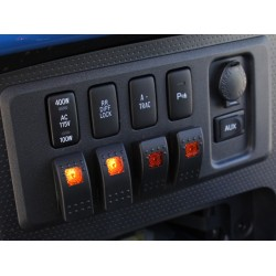 sPOD Toyota FJ-Cruiser 6 Switch sPOD