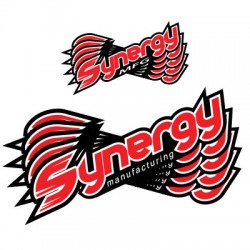 Synergy Manufacturing Sticker Pack