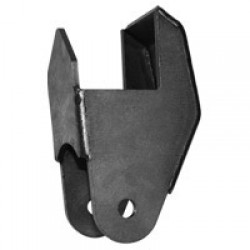Synergy Universal Track Bar Frame Bracket - Un-welded