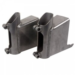 Synergy Jeep JK 07-Up Front Air Bump Mounting Kit