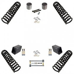 "Synergy Jeep JK 2"" Starter Suspension System"