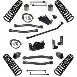 "Synergy Jeep JK 07-Up Stage 2 Suspension System,  3.0"" Lift"