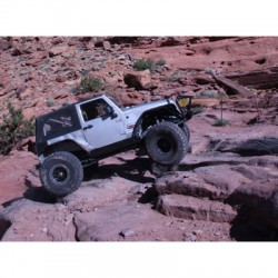 Synergy Jeep JK 2 Door Rear Stretch Kit
