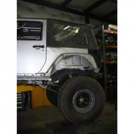 Synergy Jeep JK 2 Door Rear Stretch Kit