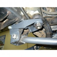 Synergy Jeep JK 07-Up Front Track Bar and Sector Shaft Brace Kit