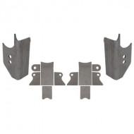 Synergy Jeep JK 07-Up Weld On Rear Lower Control Arm Brackets