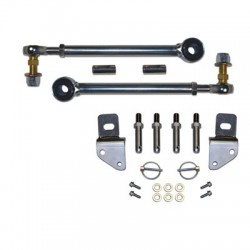 Synergy Jeep JK 07-Up Front Sway Bar Quick Disconnect Kit