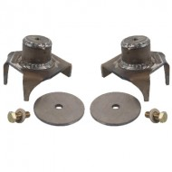 Synergy Jeep JK 07-Up Rear Axle Spring Pad