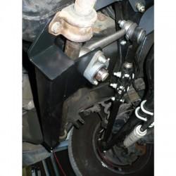 Synergy Dodge 1500/2500/3500 4WD 94-Up Steering Box Brace