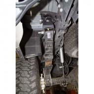 "Synergy Dodge Ram 1500-3500 03+ 1"" Rear Lift Shackles"