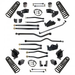 Synergy Jeep JK 07-Up Stage 4 Long Arm Suspension System 4/4.5""