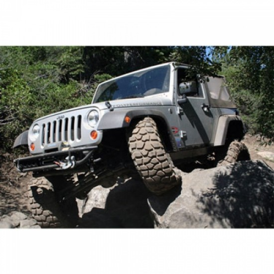 """Synergy Jeep JK 07-Up Stage 3 Suspension System 3.0"""" Lift"""