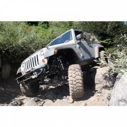 """Synergy Jeep JK 07-Up Stage 2 Suspension System,  3.0"""" Lift"""