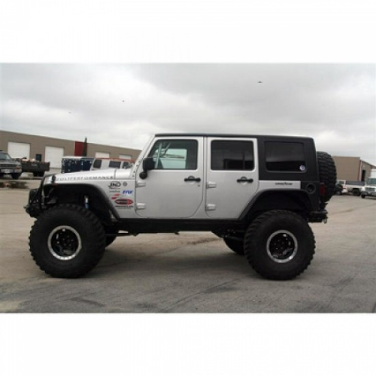 """Synergy Jeep JK 07-Up Stage 4 Long Arm Suspension System 4/4.5"""""""