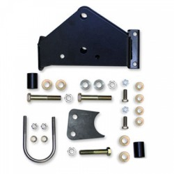 Synergy Jeep JK 07-Up Front Track Bar Relocation Bracket
