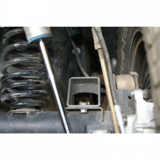 Synergy Jeep JK Rear Bump Stop Spacer Kit