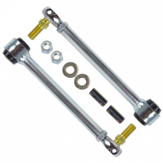 Synergy Jeep JK 07-Up Front Sway Bar Links
