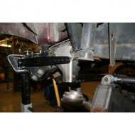Synergy Jeep TJ/LJ Weld on Front Track Bar Bracket