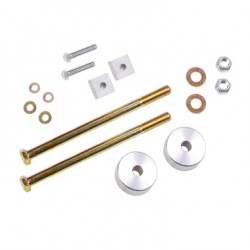 ToyTec 4Runner, Tacoma, Tundra, Sequoia Front Differential Drop Kit