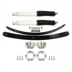 "ToyTec Tacoma 95-04 3"" Lift Kit w/Rear Options and Shocks"