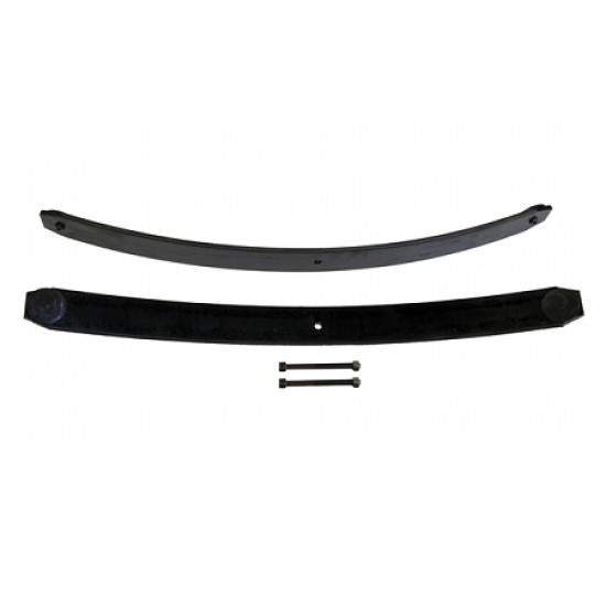 """2003 Toyota Tacoma Leaf Springs: ToyTec Tacoma 05-Up With Rear TSB Springs 1.5"""" Lift Rear"""